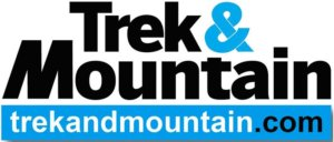 Trek & Mountain Magazine's logo.