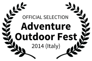 OFFICIAL SELECTION - Adventure Outdoor Fest Logo - 2014 Italy