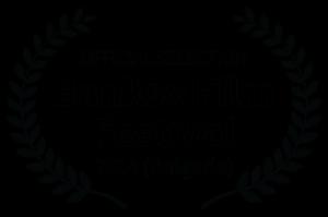 OFFICIAL SELECTION - Bankso Film Festival Logo - 2014 Bulgaria