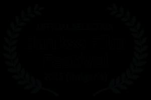 OFFICIAL SELECTION - Bankso Film Festival Logo - 2015 Bulgaria