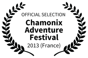 OFFICIAL SELECTION - Chamonix Adventure Festival Logo - 2013 France