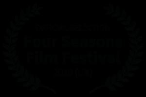 OFFICIAL SELECTION - Four Seasons Film Festival Logo - 2019 UK