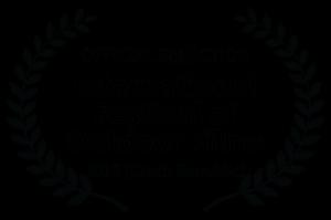 OFFICIAL SELECTION - International Festival of Outdoor Films Logo - 2015 Czech Republic