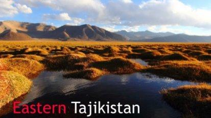 Eastern Tajikistan Photo Book - Front