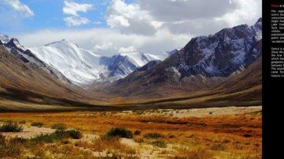 Eastern Tajikistan Photo Book -Sample Page 3