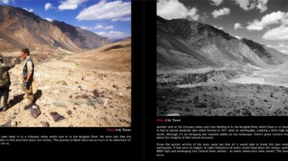 Eastern Tajikistan Photo Book - Sample Page 5