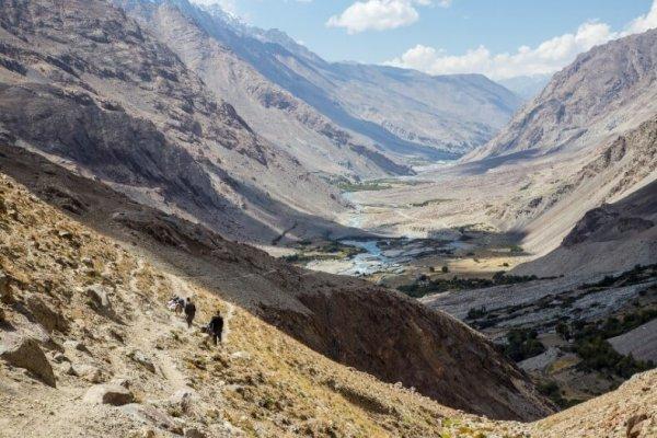 Wakhan Valley - Matthew Traver